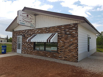 Our Eriksdale Location