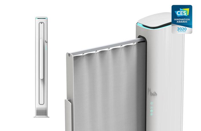 PLACA, 커튼 소독 및 공기 정화 시스템