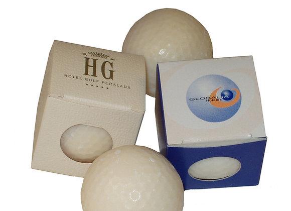 Jabón pelota de golf