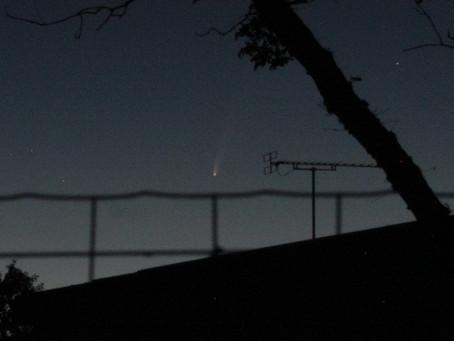 Une autre vue de LA Comète du moment