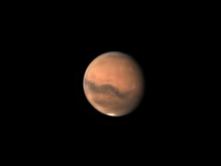 Mars du 8 septembre 2020