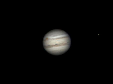1eres Jupiter et Saturne de L'année