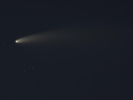 La comète C/2020 F3 Neowise...En gros plan