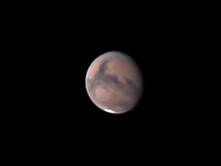Mars du 30 Aout 2020