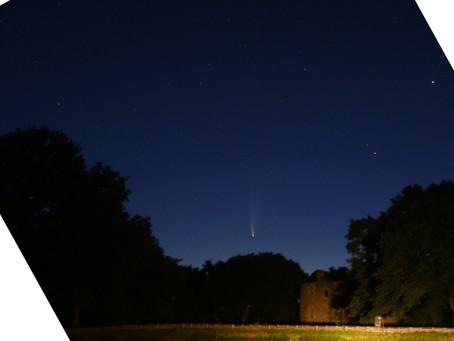 La comète à Ranrouët