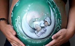 Baby boy on the moon/ Jongetje maan