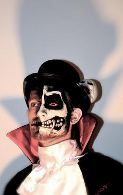 Halloween doodskop skull