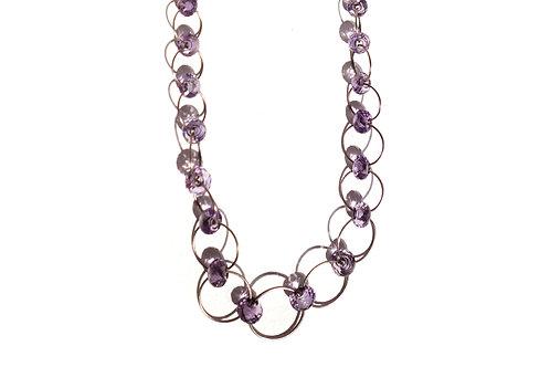 Necklace - Silken Jute