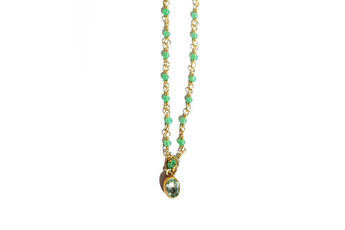 Necklace - Spun Sugar