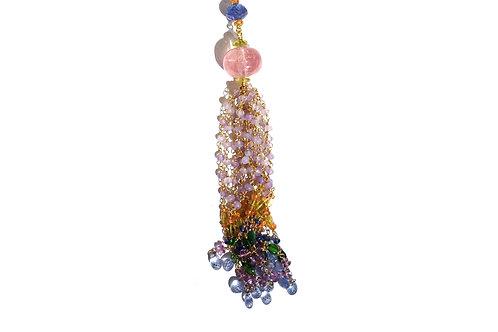 Necklace - Dancing Confetti