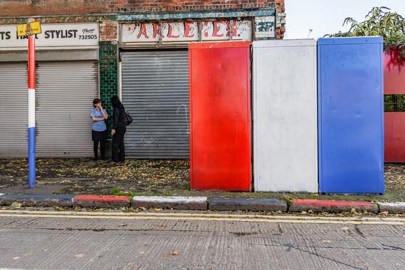 No surrender photographs by Mariusz Smiejek