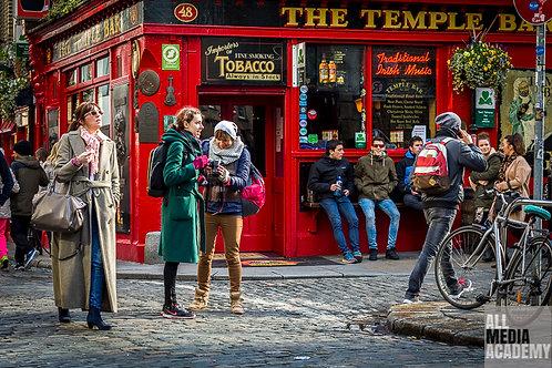 DUBLIN: ABC obsługi aparatu 26 wrzesień 2021