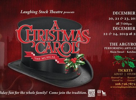 A Christmas Carol in Sun Valley