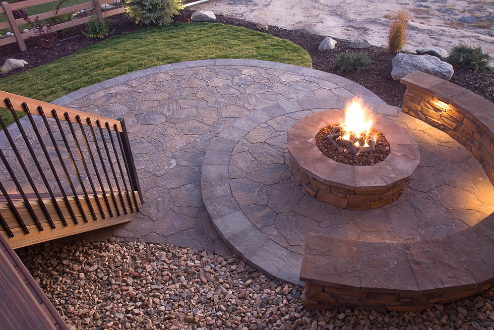 landscaping, hardscaping, fencing, residential construction