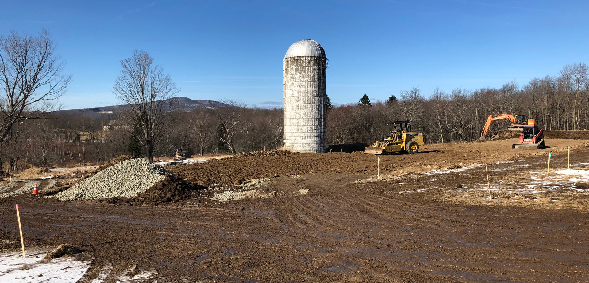 excavation, site planning, land clearing