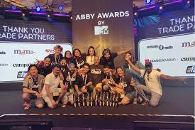 Webchutney - Team at Award function