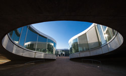 Rolex Learning Center 2