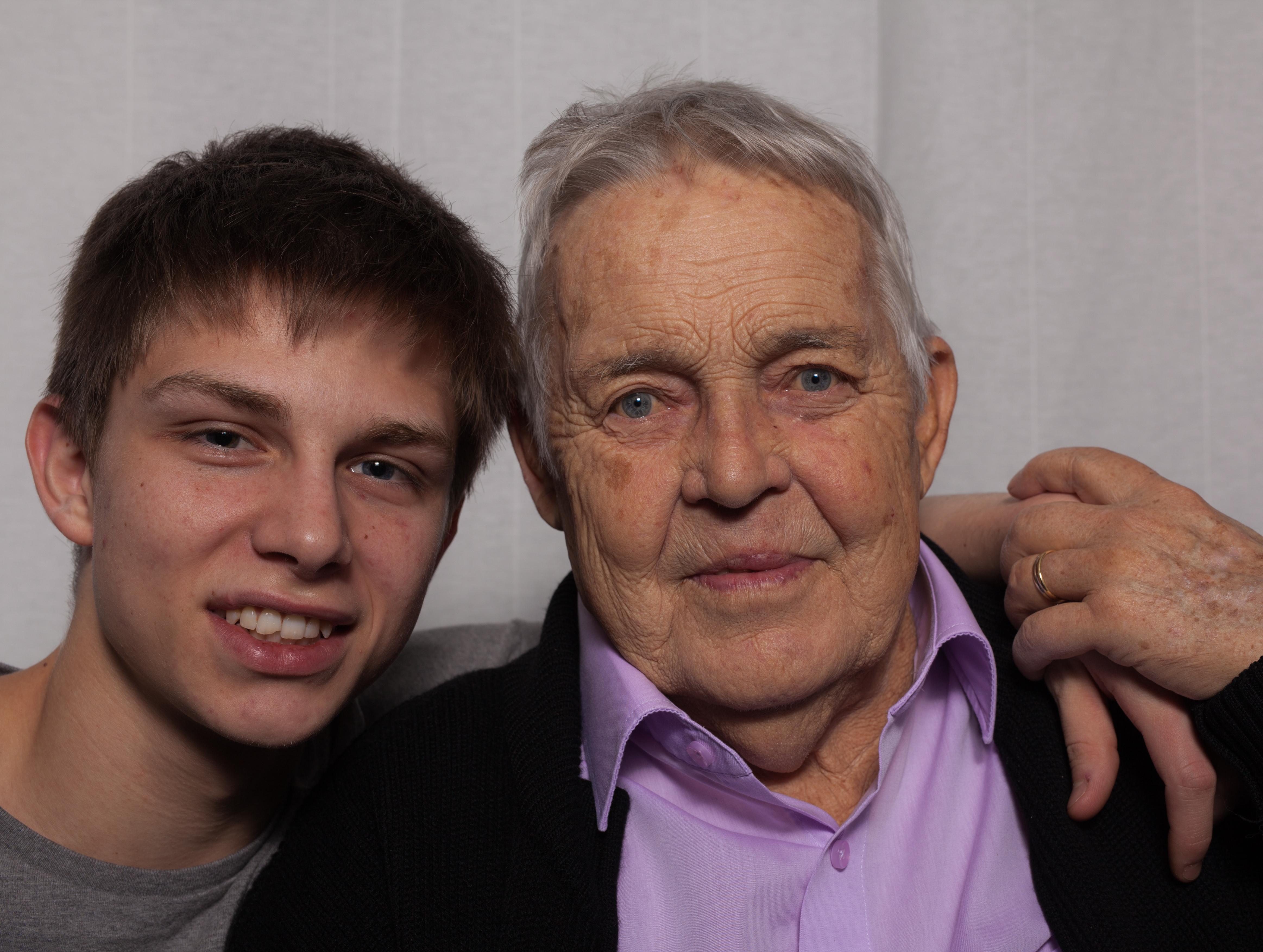 Théo & Papa 2