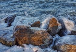 Pierres en gelée
