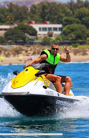 Jetski On Circuit