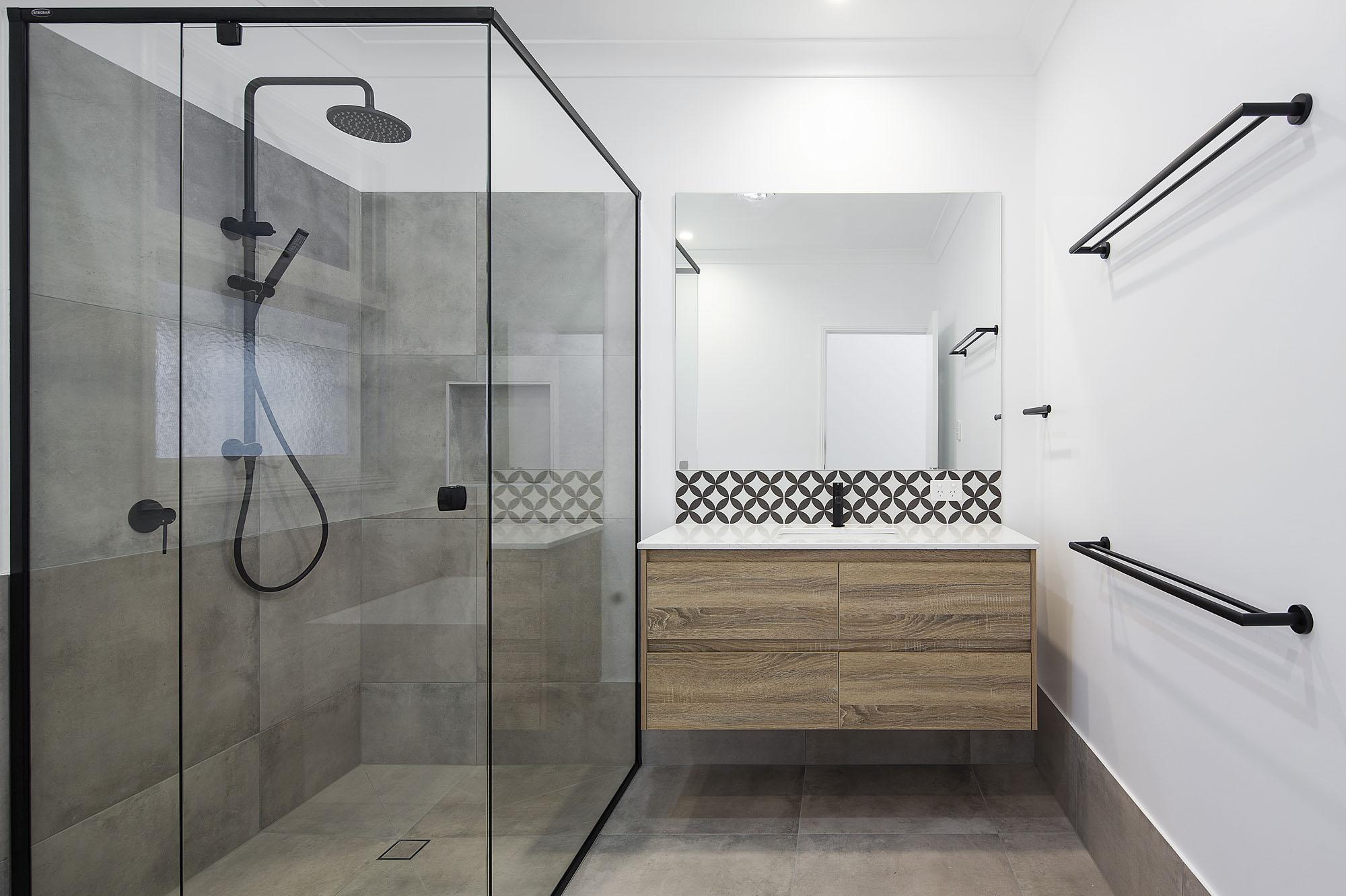 Derby St - Bathroom 1