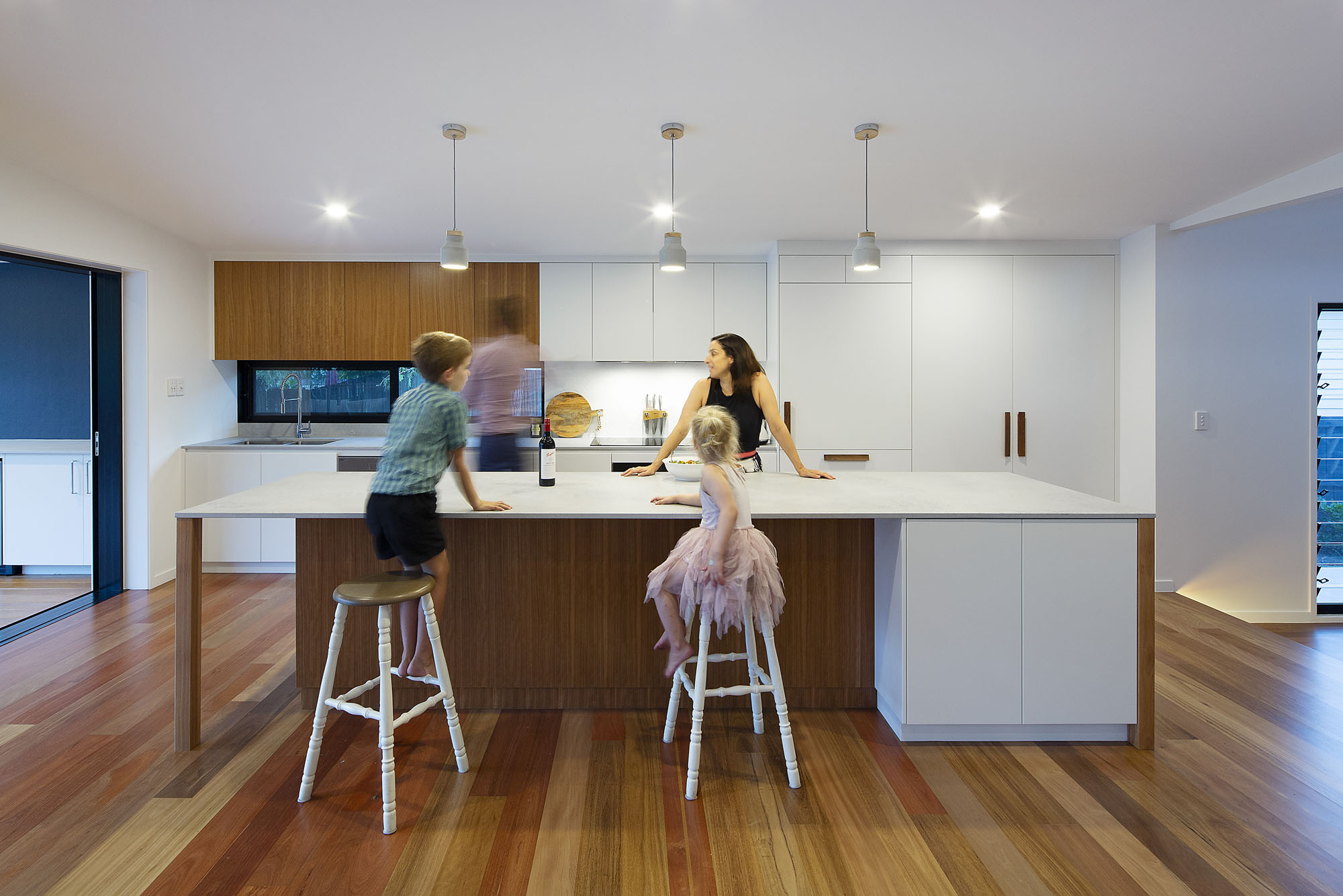 Coutts St - Kitchen