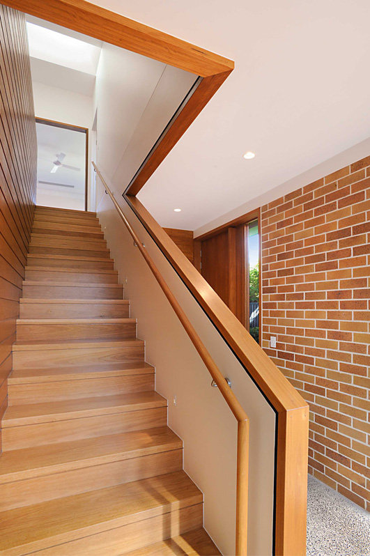 Suvla St - Internal Stairs
