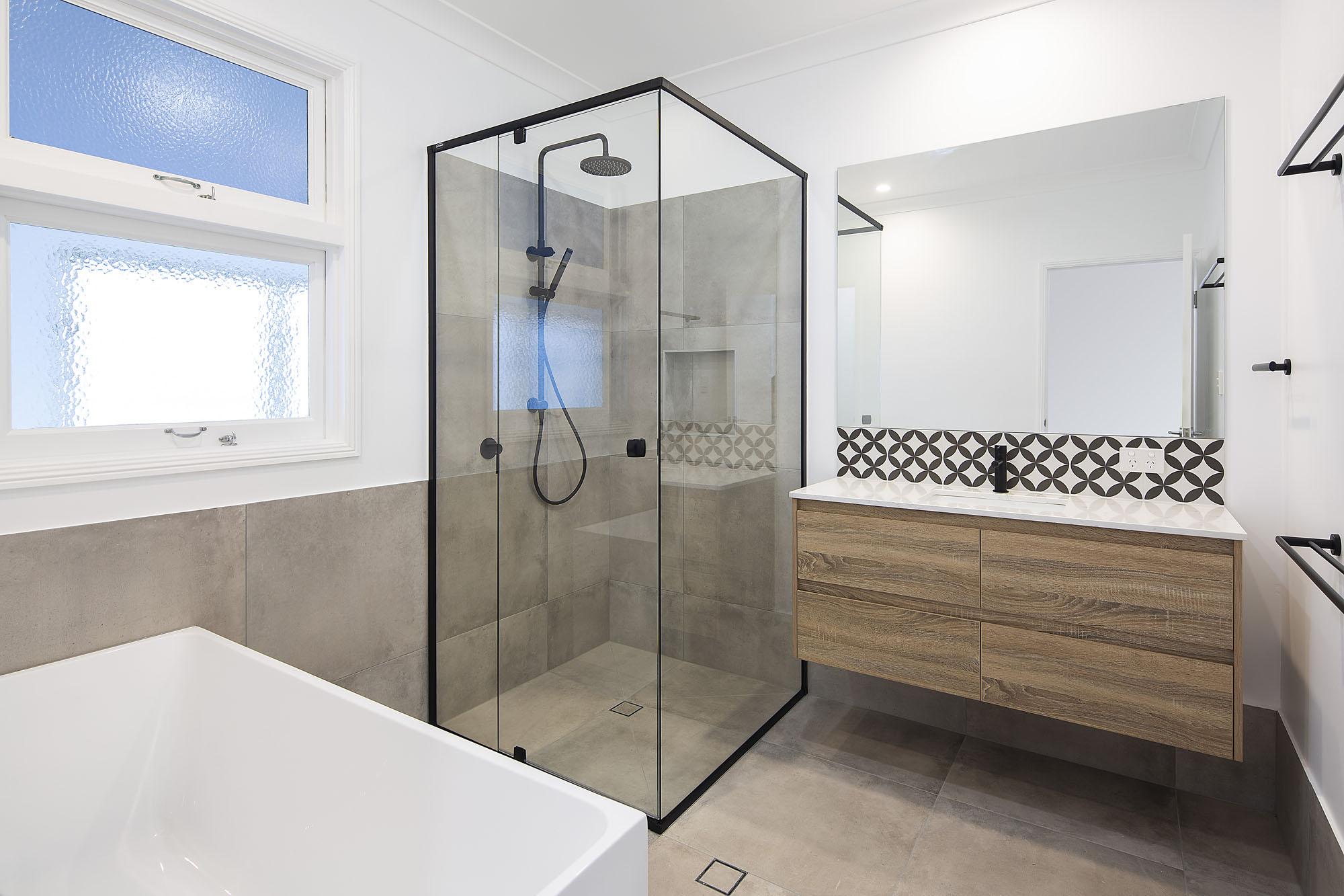 Derby St - Bathroom