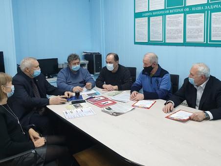 Заседание Главного штаба РСОЗ