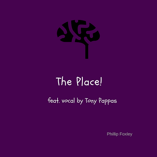 The Place! - feat. Tony Pappas
