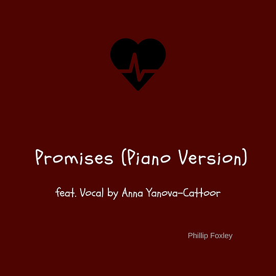 Promises - feat. Anna Yanova Cattoor