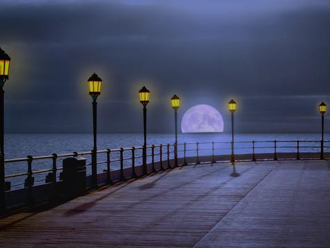 La Luna bugiarda di Manfredonia