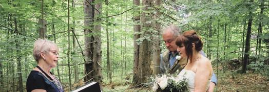 Maple Leaf Weddings - Sue & Alex