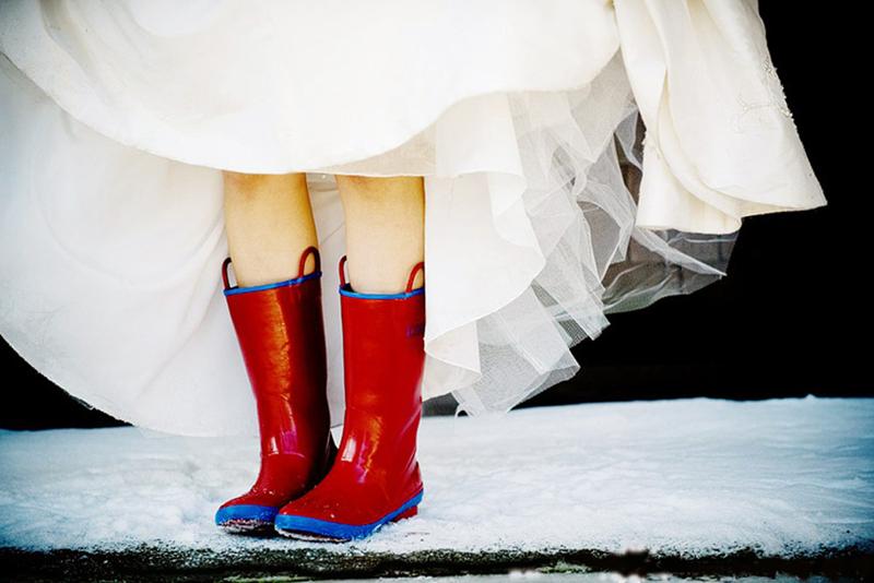 Maple Leaf Unusual Weddings