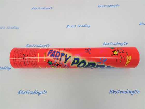 Party Poppers Medium