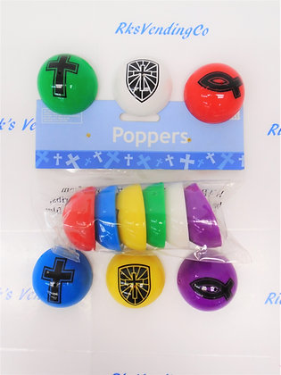 Religious Dome Poppers