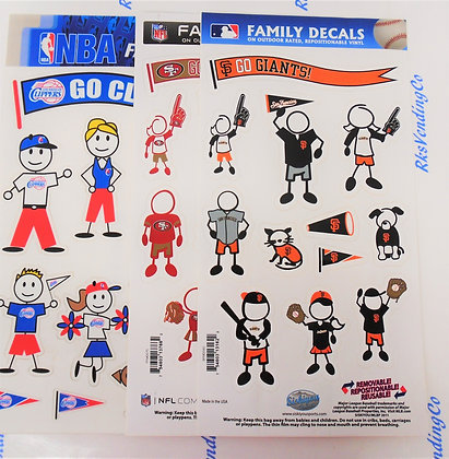 Decal - Family