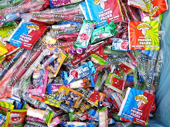 1,700 Piece Candy Crane Mix $100.00