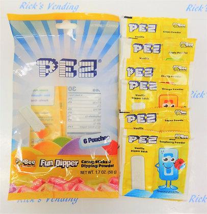 Pez Fun Dipper 6 Ct.