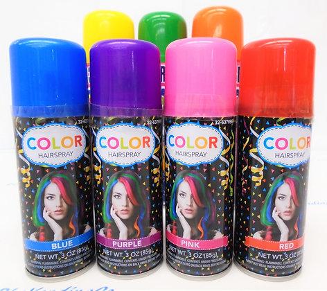 Hair Spray Color