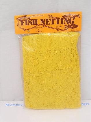 Fish Net 6' x 30'