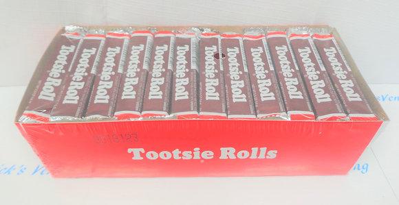 Tootsie Rolls Box
