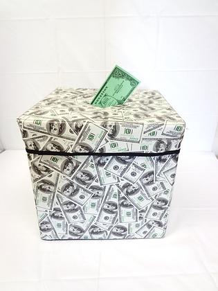 Money Raffle Box Rental