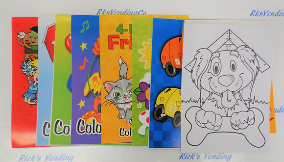 Coloring Book - Small