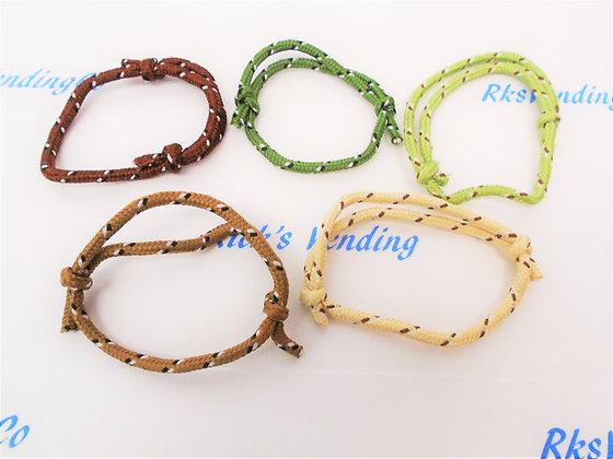 Bracelets- Rope Camo