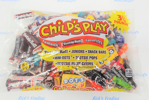 Child's Play 3 1/2 Pound Candy Mix