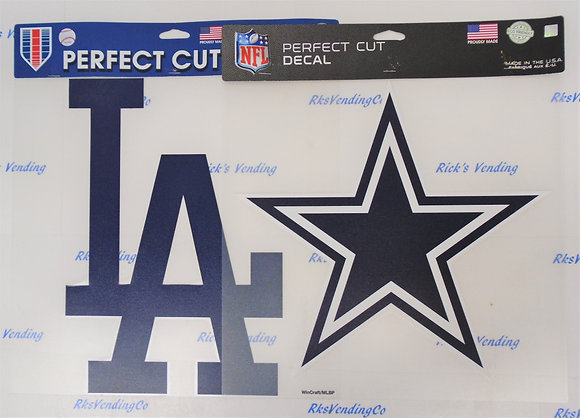 "Decal - Perfect Cut 12"" x 12"""