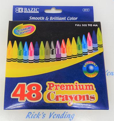 Crayons - 48 Ct.