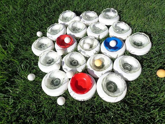 Ping Pong Pond Ball Toss Game Rental