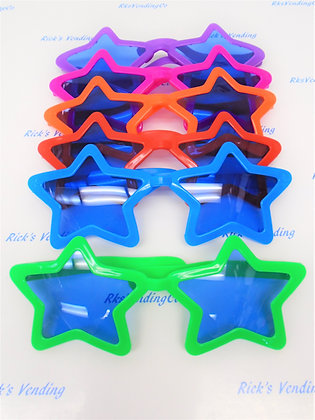 Jumbo Star Sunglasses